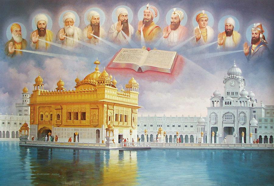 golden-temple-guru-granth-sahib-and-ten-sikh-gurus-QN73_l